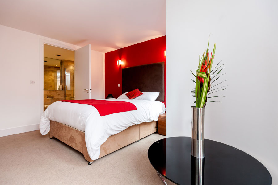 Gallery kspace serviced apartments sheffield sinclair for K bedroom apartment