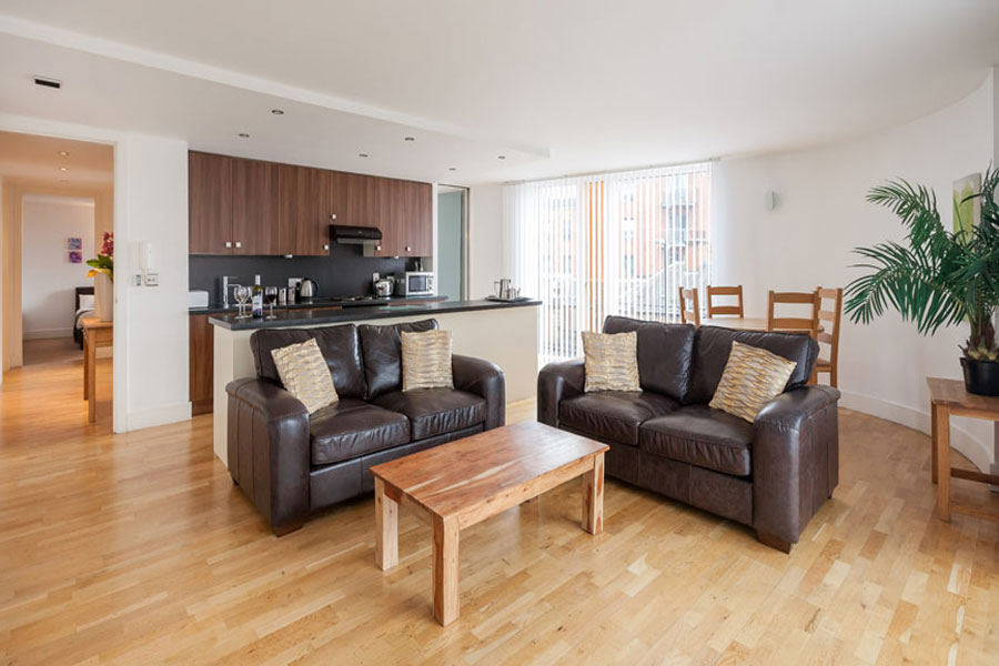 2 bed apartments kspace serviced apartments sheffield for Two bedroom apt in bed stuy area