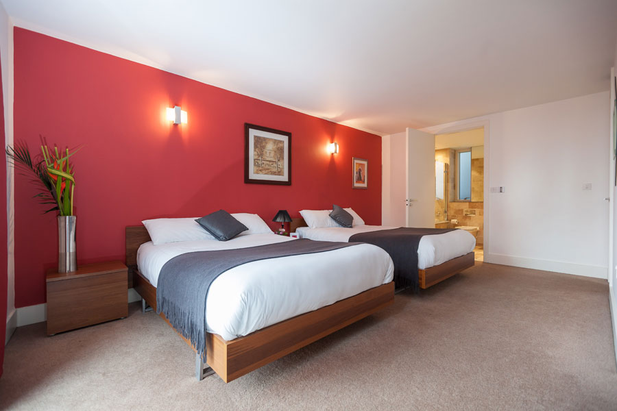 2 bed triple apartments kspace serviced apartments sheffield for K bedroom apartment